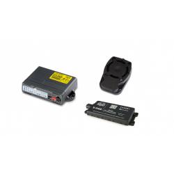 Kit Super Alarme com BLOQUEIO de MOTOR é indicado para a máxima protecção da sua viatura.